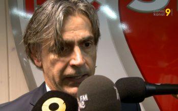 Le FC Sion n'est plus dernier du classement de Super League. Maurizio Jacobacci est un entraîneur soulagé!