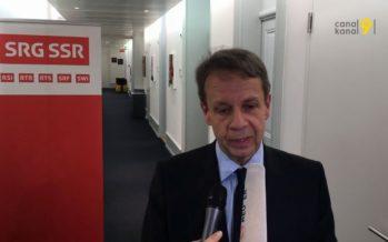 «Oui, il faudra des réformes, mais elles devront être faites de manière professionnelle», dit Gilles Marchand, directeur de la SSR