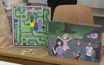 Création de caramels, vente de polos, jeu de société: des étudiants ont créé trois entreprises pour s'exercer en vrai