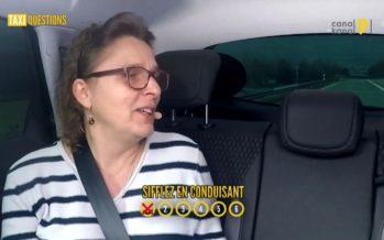 TAXI QUESTIONS  avec Véronique Heredero de Massongex