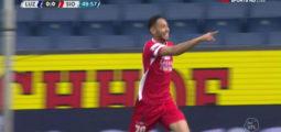Le FC Sion signe une victoire 0-1 contre Lucerne, dans ce qui commence à ressembler à une opération de sauvetage réussie