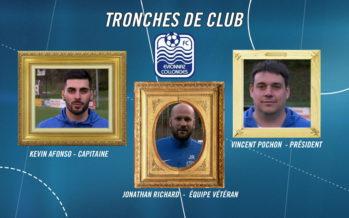 """""""Tronches de club"""" avec le FC Evionnaz-Collonges"""