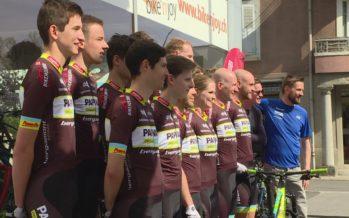 Le temps du VTT est arrivé: le Team Papival se prépare à entamer sa 17e saison