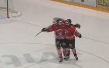 HC Martigny Red Ice: victoire 6 à 2 dans l'acte 4 de la finale de 2e ligue à Fleurier
