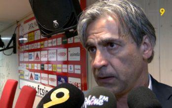 Coup d'arrêt pour le FC Sion mercredi soir à Tourbillon face à Lugano, après la défaite 1 à 0 face aux Tessinois