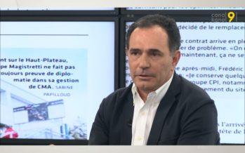 CMA: Philippe Magistretti dément les rumeurs de sa démission immédiate de la direction et souhaite conserver la présidence