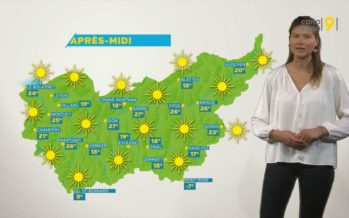 Météo estivale, en ce mois d'avril… Éventuel record en vue en Valais en fin semaine! Mais un retour du froid n'est pas exclu