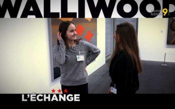 Walliwood (12 sur 12): «Les langues c'est comme la peinture: il faut de la technique et beaucoup de cœur»