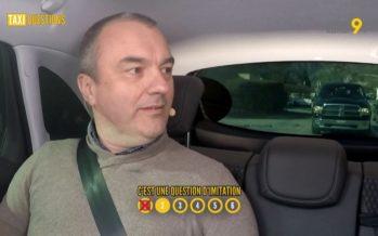 TAXI QUESTIONS avec François Xavier Flipo
