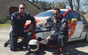 Rallye: le Valaisan Nicolas Lathion à l'école Sébastien Loeb