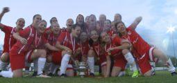 Football Coupe VS: retour en images sur le sacre du FC Sion féminin face au FC Savièse