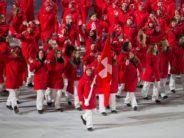 Les athlètes valaisans aux Jeux olympiques d'hiver