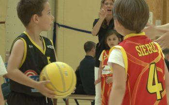 Basketball: la passion du jeu des «minis» lors du tournoi cantonal de Sion