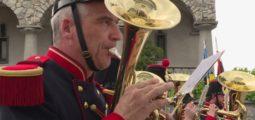 L'Avenir fêtait ses 60 ans à Grimisuat en compagnie de 12 autres fanfares du canton