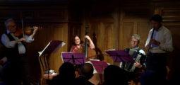 Concerts, conférences, débats: Orient et Occident se rencontrent au château Mercier