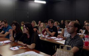 150 employés des Offices du tourisme suivent une formation continue pour mieux communiquer sur le Valais