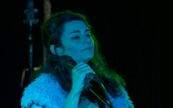 Aurélie Emery rend hommage à Corinna Bille lors d'un concert à l'église de Chamoson