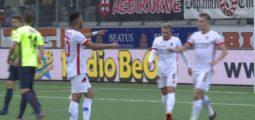 Le FC Sion signe une belle fin de saison avec une victoire 1-4 en déplacement à Thoune