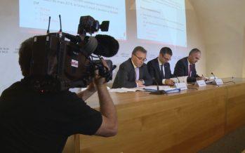 Sion 2026: le conseil d'Etat rappelle que le vote des Valaisans porte sur la participation du Canton à hauteur de 100 millions