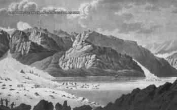 Bagnes se prépare à célébrer le bicentenaire d'une terrible catastrophe, la débâcle du Giétro
