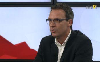 Stéphane Coppey accède au comité de l'Association des Communes suisses. Pour y faire quoi? Interview