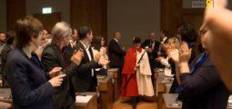Retour sur la session du Grand Conseil, qui se termine par l'excellente élection d'Anne-Marie Sauthier-Luyet