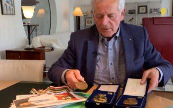 Le portrait de Jean Wicki: trois médailles olympiques