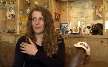 Le portrait de Patrizia Kummer, championne olympique à Sotchi