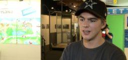 NHL: de passage en Valais pour soutenir Sion 2026, l'attaquant des New Jersey Devils Nico Hischier raconte sa saison