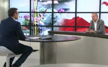 «De plus en plus de soignants font appel à l'hypnose», informe Eric Bonvin, directeur de l'Hôpital du Valais