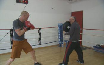Boxe: Benoît Huber veut encore grandir et combattra ce samedi à Martigny