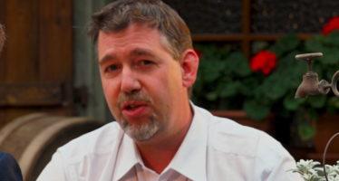 HUMAIN PASSIONNÉMENT reçoit l'abbé Vincent Lafargue
