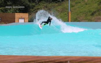 D'ici 2020, il sera peut-être possible de surfer à Sion dans un bassin à vagues artificielles