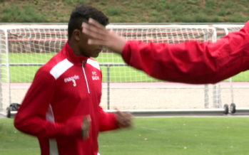 Reprise des entraînements pour le FC Sion