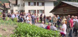 200 ans plus tôt, la débâcle du Giétro: les Bagnards se souviennent