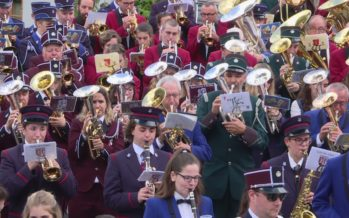 Saint-Jean: fanfares, fifres et tambours se sont associés pour créer une fête commune de la musique