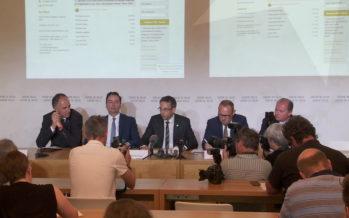 Le Valais et Sion se retirent officiellement du la candidature aux Jeux olympiques 2026