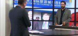 Les présidents de Finhaut, Salvan et Saxon en Chine pour promouvoir leur région