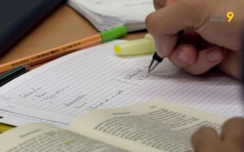 Examens de fin d'année: à chacun sa technique pour gérer le stress! Visite au Lycée-collège des Creusets