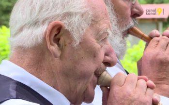 La 57e fête cantonale des guides à Evolène: les professionnels de la montagne reçoivent la bénédiction