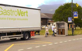 Récolte des déchets alimentaires: Massongex et Saint-Maurice, communes pilotes, tirent un bilan positif