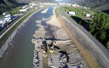 Rhône 3: les experts mandatés par Berne qualifient de plausibles les 3,6 milliards pour la correction du Rhône
