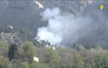 Sécheresse en Valais: risque fort d'incendie de forêt. Appel à la prudence!