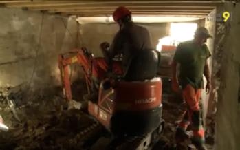 Quatre mois de travaux à la cabane du Binntal pour atteindre les standards du CAS et les normes du traitement des eaux usées