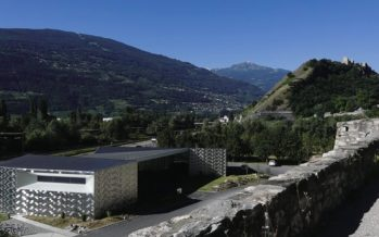 Le premier œnoparc du Valais aux Celliers de Sion