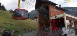 La Gemmi, frontière entre le Valais et Berne. Histoire de ce col apprécié des touristes avec Wolfgang Loretan