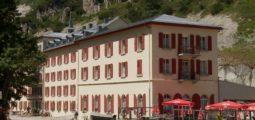 Le Grand Hôtel Glacier du Rhône: un hôtel du XIXe siècle chargé d'histoire et d'émotions