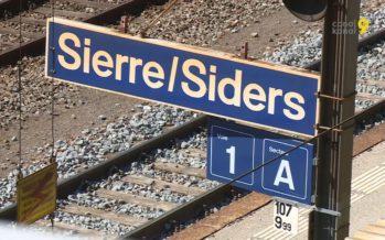 Bientôt des trains à deux étages en Valais: le dernier obstacle, à Sierre, va sauter