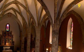 En juillet et août, Savièse propose une visite interactive de l'église St-Germain
