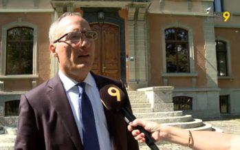 Dominique Giroud devant le Tribunal de Sion à propos de millions de francs qu'il aurait soustrait aux impôts